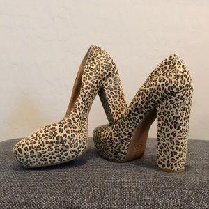 Gianni Bini Cheetah Platforms